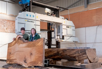 Scottish tree surgeon scales back to focus on work he enjoys