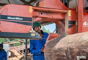 Invest in African Timber Confidently with Wood-Mizer