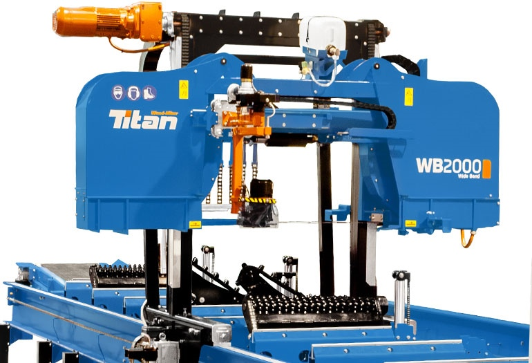Wood-Mizer to present two new sawmill lines at LIGNA 2017