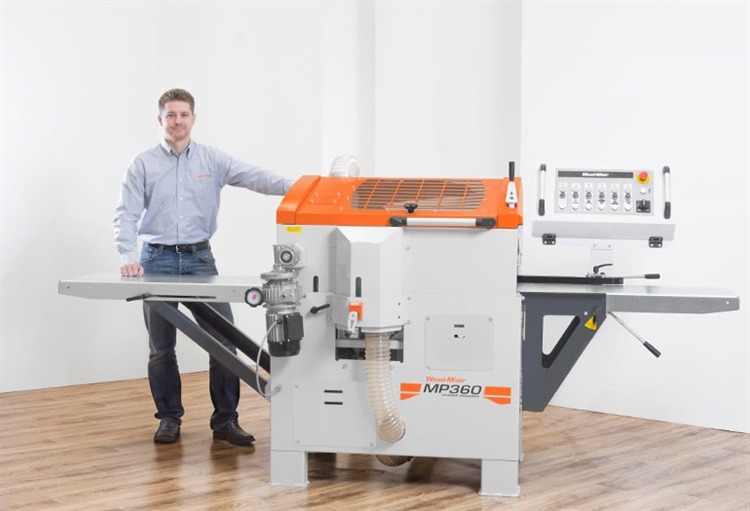 Wood-Mizer releases High Capacity MP360 Planer/Moulder for