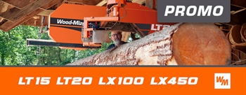 SAVE 10% ON SAWMILLS OR RESAWS