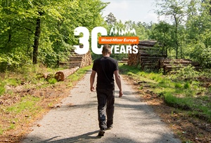 NEW VIDEO! Wood-Mizer celebrates 30 years in European market!
