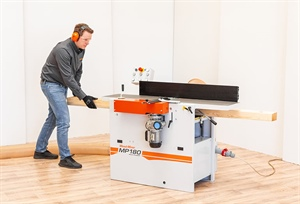 Wood-Mizer introduces a high quality MP180 multi-planer