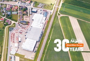 Wood-Mizer celebrates 30 years in European market