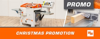 Save up to 10% on planer / moulders and knives - contact us