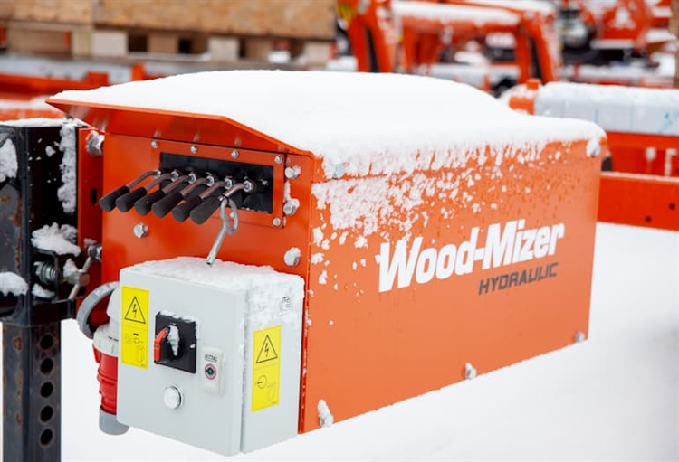 How to prepare your sawmill for cold winter