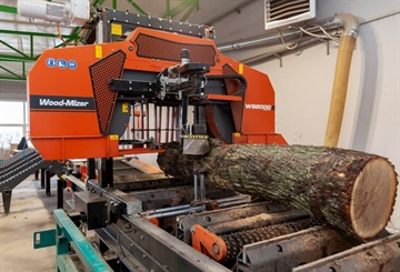 Premium Quality Sawmills 'Win the Market' for Poland Wood...