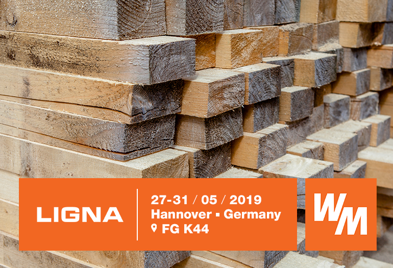 WOOD-MIZER TO PRESENT NEW SAWMILLING & WOODWORKING MACHINERY AT LIGNA 2019