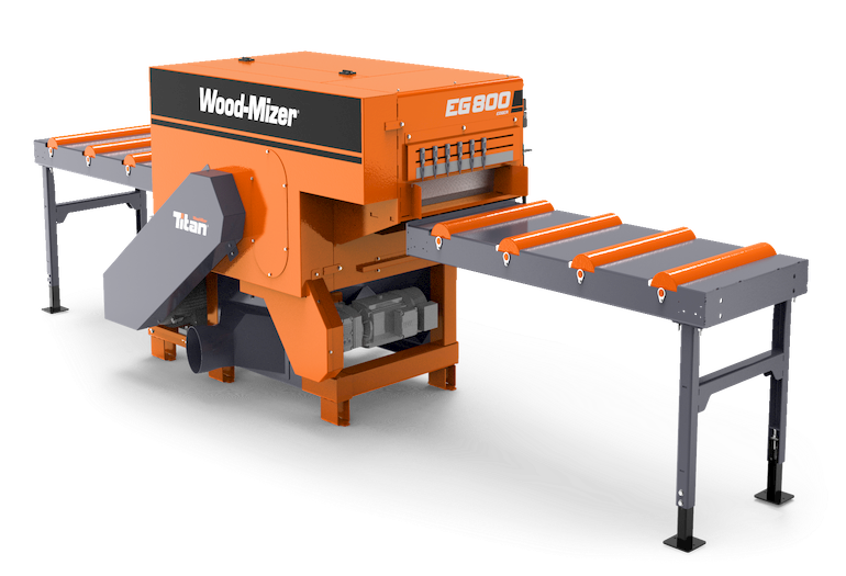 WOOD-MIZER RELEASES HEAVY DUTY EG800 BOARD EDGER & MULTIRIP
