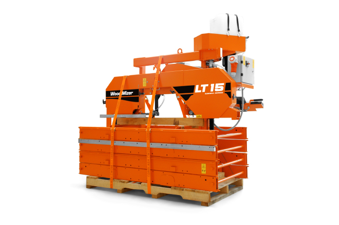 LT15 Sawmill | Compact, economical and reliable sawmill
