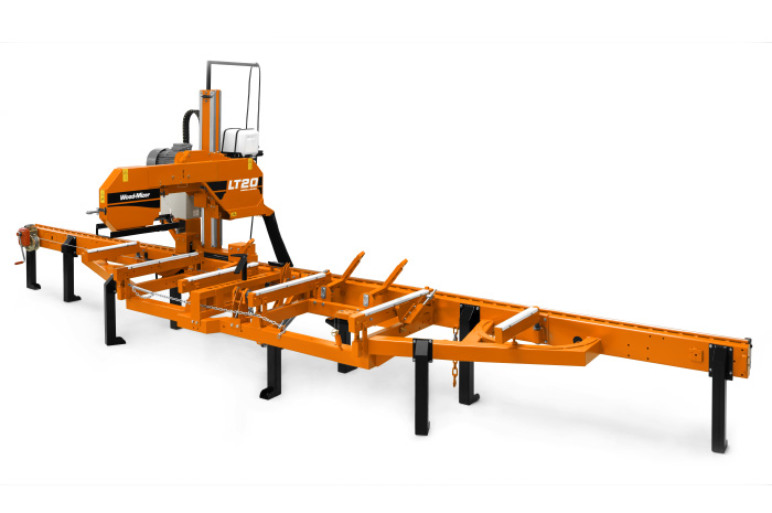 LT20 Sawmill | Versatile And Reliable Wood Processing